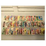 60 vintage Garbage Pail Kids cards 1980