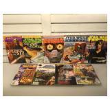 9 Star Wars Insider magazines