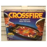 Milton Bradley Crossfire shoot out game