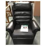 Pride brand electric lift chair with manual