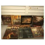 11 vintage vinyl albums, Paul McCartney, Atomic