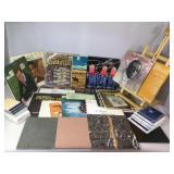 Vinyl albums, tiles, home decor & more