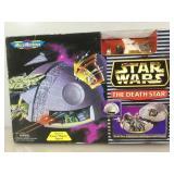 Micro Machines Star Wars Death Star transforming