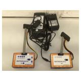 2 Weibe tee satadock V4 hard drive erasers w/