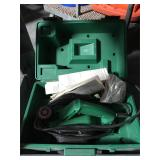 Hitachi Planer model F-20A with case and manual -