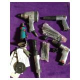 Lot of air tools and more