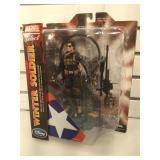 NIB Marvel Winter Soldier special collectors