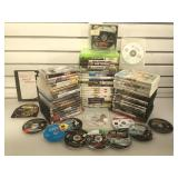 X-box games, PSP 2 games, Wii games & more