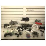 Gaming remotes for various consoles, untested,