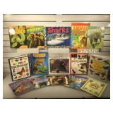Collection of hardcover kids books