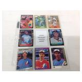 Mixed rookie card lot
