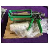 Newborn Seam Sealer applicator with extras and
