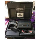 Panasonic OmniMovie VHS camcorder model PV-330 -