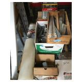 Lot of assorted hardware and more