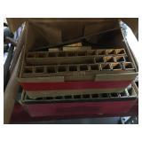 Lot of 16 gauge staples