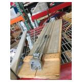 Large custom made tile chopper - up to 31 in tile
