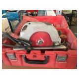 Milwaukee 7.25 inch Tilt-lok circular saw with