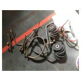 Lot incl. welding torches and more