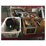 Lot of assorted kitchenware, decorative items and