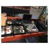 Lot of electronics - Dell laptop Inspiron 1100,