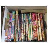 Adult Japanese anime manga comics - approx. 20