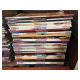 Lot of 1989-1986 Playboy magazines