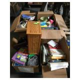 Pallet lot of various household items - toys,