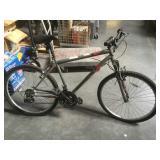 Road Master mountain bicycle, loose brake cable