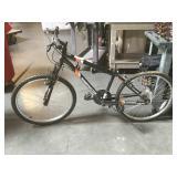 Road Master 18 speed bicycle , missing seat