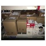 Large lot of NOS filters for Caterpillar engines