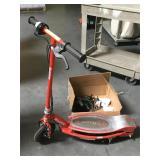 Motorized Razor for repair