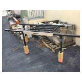 Excalibur adjustable work table
