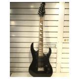 Behringer iAXE 629 MetAlien guitar, with 1/4 in