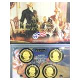 2007 US Mint Presidential Dollar Coin Proof Set