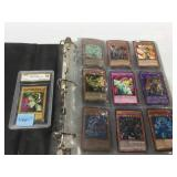 Huge yu-gi-oh lot with graded 10