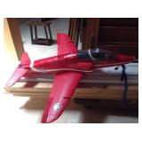 Rc Royal Air Force XX 264 , missing tail fin, 57
