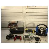 Play Station 2, controllers, 13 PS2 games, Noki
