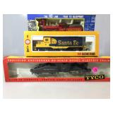 HO Engine sets, new in box inc Tyco Big Six