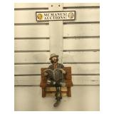 Limited edition from the Emmett Kelly collector