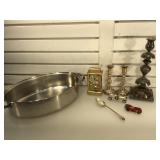 Assorted silverplate inc Norblin Warsaw