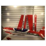 Aero Space Team Extra 300S , remote control Gas