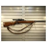 Mossberg Rifle - model 46B - 22 cal - with