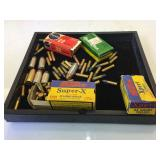 Lot of assorted ammo - 22LR, 45 Auto, 22 Short