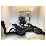 Lot of holsters - shoulder holster for 1911-Style