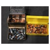 Lot of bullets for reloading - 348, 45 and 458