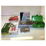 Lot of assorted ammo - 32 S&W Long, 9mm, 38, 357,