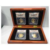 ANACS PR-70 DCAM 2007 Presidential Dollar Coin