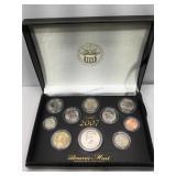 2007 Denver Mint Set in Presentation Box - by