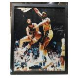 Steiner sports autographed 16x20 walt frazier