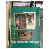 1990-91 skybox basketball sealed box